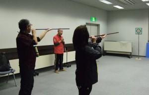 吹矢教室スポーツ